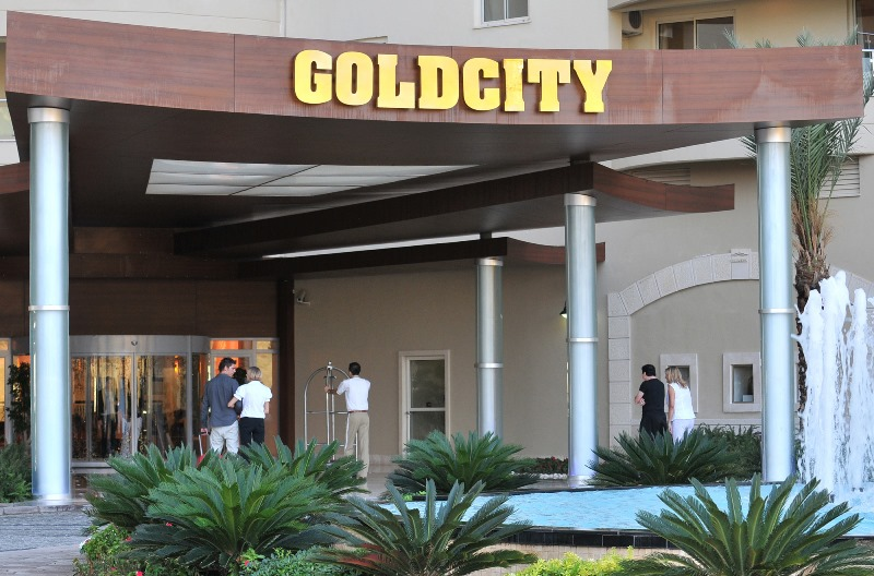 Изображение проекта недвижимости Goldcity hotel& spa apartment(Голдсити отель спа апартмент) район Каргыджак Турция